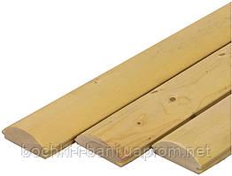 Блок-хаус сосна 3м