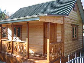Блок-хаус сосна 3м, фото 3