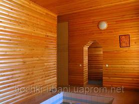 Блок-хаус сосна 3м, фото 2