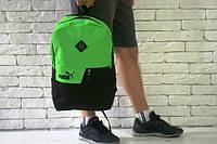 Отличный молодежный рюкзак Puma, Converse, Nike, Jordan, FILA, Rbk. Стильный рюкзак. Качественный. Код: КДН181