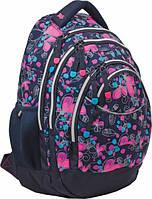 Рюкзак подростковый Т-12 Fiona, 46.5*33*15см