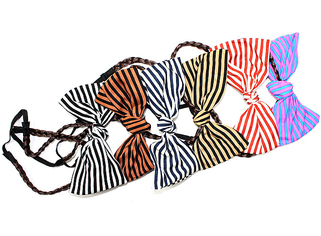 повязка на голову для греческой прически