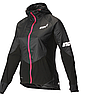 AT/C Softshell PRO FZ W Black/Pink женский зимний софтшелл для бега