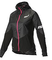 AT/C Softshell PRO FZ W Black/Pink женский зимний софтшелл для бега, фото 1