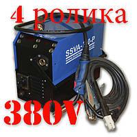 Сварочный полуавтомат SSVA-270P (380В и 4-хроликовый механизм)