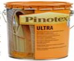 Pinotex ultra белый / 10 л. / (вед.) ПИНОТЕКС БЕЛЫЙ, фото 3