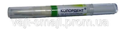 Колор-Дент белая эмаль тон 1 (ручка) – 3 мл