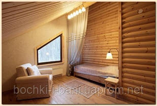 Блок-хаус сосна 4м, фото 2