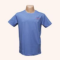 Мужская стрейчевая футболка Lycra тм. BY Walker. пр-во Турция 4046-5