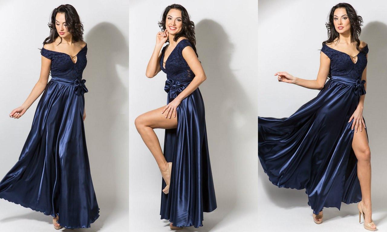 8ea50802ba9 Летнее вечернее платье в пол