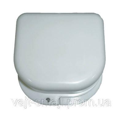Коробка для ортодонтических и ортопедических констр. без отверстий белый T-B-6