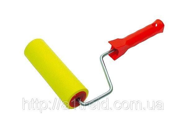 Валик прижимной резиновый с ручкой d 8 мм, 250 мм