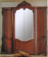 Шкаф 4-х дверный VALENCIA 8669