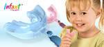 Трейнер преортодонтический Infant (мягкий розовый )