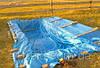 Тент строительный 65г/м2, 10х12 м , фото 3
