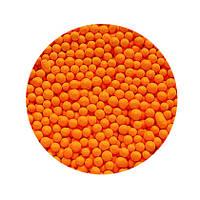 """Посыпка """"Оранжевые шарики"""", 50 гр."""