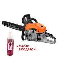 Пила ланцюгова бензинова Sadko GCS-510E PRO New