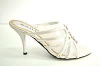 Сабо женские  на каблуке
