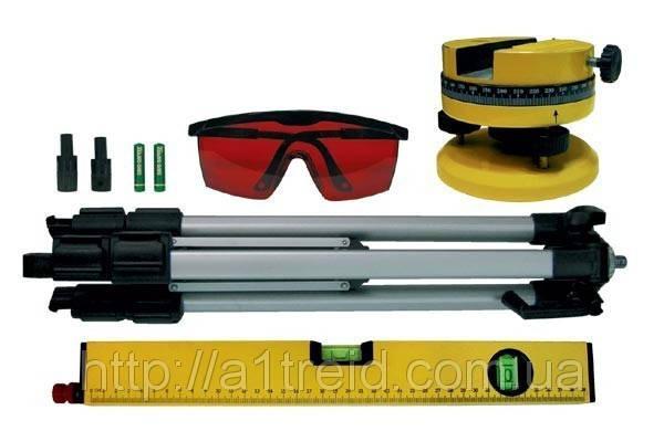 Уровень лазерный на триноге с подставкой , фото 2