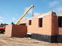 Строительство домов и котеджей из кирпича