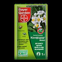 Конфидор Макси  системный инсектицид против вредителей сада и огорода