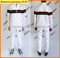 Спортивные костюмы мужские Армани в белом цвете