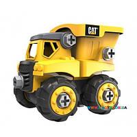 Конструктор Cat  Machine Maker Самосвал 80901 (Toy State)