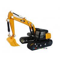 Конструктор Cat Machine Maker Экскаватор 80932 (Toy State)