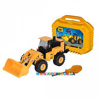 Конструктор Cat Machine Maker Погрузчик 80933 (Toy State)