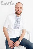 Чоловіча футболка Гайдамацька сіра