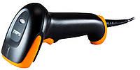 Бюджетный линейный лазерный сканер штрихкодов Godex GS 220 USB