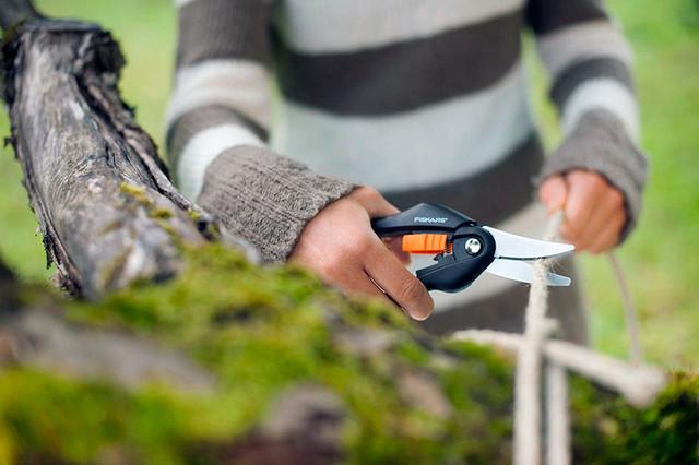 Ножницы универсальные Fiskars SingleStep SP27 (111270)