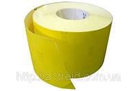 Бумага наждачная на бумажной основе, 115 мм х 50 м, зерн. 100