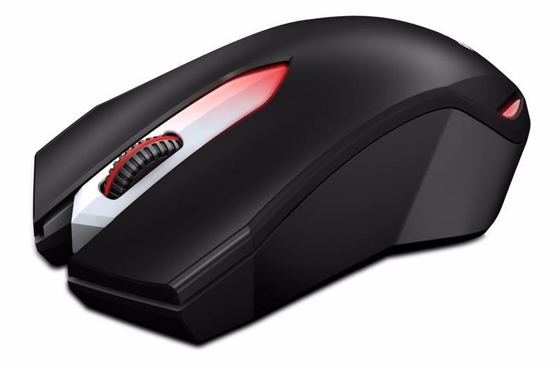 Мышь Genius X-G200 черная USB (31040034100)