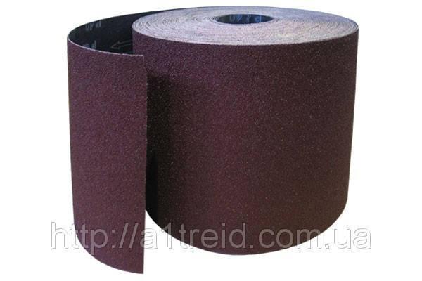 Бумага наждачная на тканевой основе, водост., 200мм х 50м, зерн. 80 , фото 2