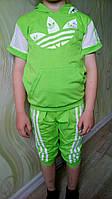 Детский  костюм на  лето ''Adidas''