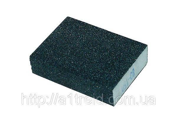 Губка для шлифования 100х72х25, №100 , фото 2