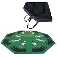 Покерна накладка. Стіл для покера ОКТАГОН