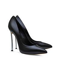 Casadei black shoes