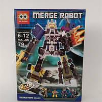 Конструктор Brick Робот-трансформер МХ-J05