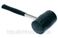 Киянка резиновая, металлическая ручка, 1100 г, 80 мм