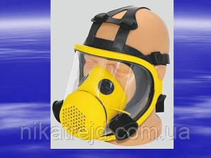 Противогазы, полнолицевые маски