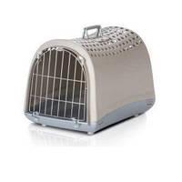 Imac Linus АЙМАК ЛИНУС переноска для собак и кошек 50х32х34,5 см (светло-серый)