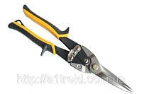 Ножницы по металлу с прямой резкой, удлиненные, CrMo