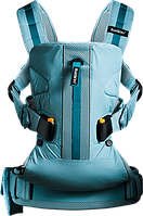 Рюкзак-кенгуру BabyBjorn Carrier One Outdoors turquoise