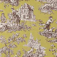 Ткань для штор BIEN ALLER LANDES CARROUSEL