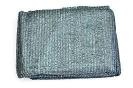 Сетка затеняющая зеленая, в пакете, 3,6х10м, Verano