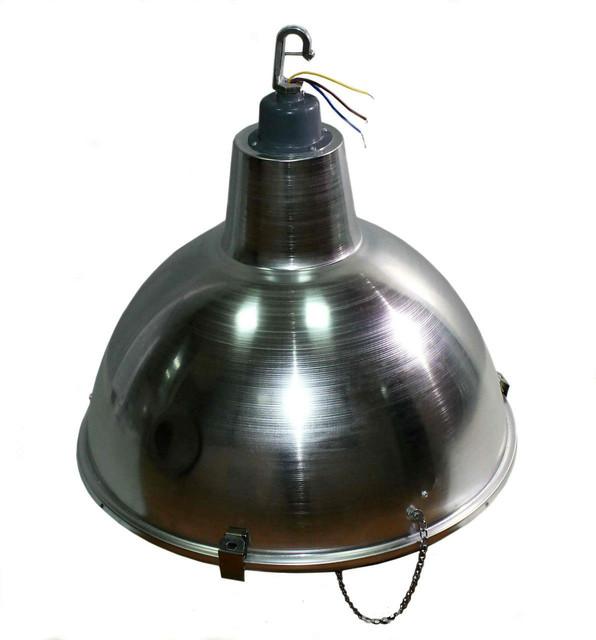 """Светодиодные светильники для высоких пролётов купольные. Корпус """"НСП"""""""