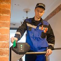 Монтаж систем контроля доступа (СКУД)