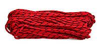 Шнур полипропиленовый плетеный, D 5 мм, 30 м, (Украина)